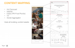 Content mapping clarified and approved by client for EverydayCare portal