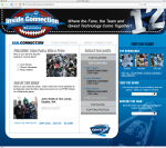 Medium fidelity wires provided to finalize approach for Seahawks microsite